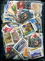 Lot 161:1950s-2000s Off-Paper collection. (Approx 1,400).
