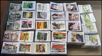 Lot 200:2003-08 Sheet Stamps 2003 50c Aust Tennis Legends sheet perfs (77 sets), 2006 50c Driving Through the Years (77 sets), 50c Rock Posters (60 sets), 2007 50c Caravans (40 sets), 2008 50c Aust Legends (70 sets). (1,770+)