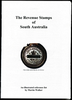 Lot 114 [2 of 2]:Australia - States: South Australia incl The Parcel Stamps of S. Aust Part 1, Rail, Tramways & Buses by M. Walker & T. Presgrave, 2008 52pp. Revenue Stamps of South Australia by M.Walker, 2006, 52pp. Victoria The 5/-, 1867-1901 and the 1/-, 5/-, £1, £2 1901-1912 by J. R. W. Purves, published by Hawthorn Press, Melbourne 1979 76pp. Postage Stamps & Postal History of Western Australia, Vol II, The Melbourne Printings 1902-1912 by M.Juhl, 1983, 88pp. The Local Posts of Western Australia by P. Collas, published by Hawthorn Press, Melbourne. 1960. 15pp. (8 items)
