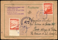 Lot 3 [1 of 6]:Austria 1930s-89 FDC & Commem cover collection with many illustrated covers, pictorial postmarks incl Christkindl, few commem first flight covers, registered, etc, mostly unaddressed. Also few unused postal stationery cards & envelopes. Generally fine. (320)