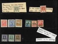 Lot 16 [3 of 4]:British Commonwealth Accumulation incl Bahamas, Canada QV-KGVI incl 1859 1c Queen, 5c Beaver (2), good range of small & large Queens to 15c (2), 1893 20c, 50c (2), 1897 Jubilee 50c, KGV defins various to 30c, few 1930s commems incl 1933 Grain Conference, range KGVI incl few booklet strips, few pre- cancels, Excise stamps, Special Delivery, registered stamps, etc. Ceylon 1903-05 30c,1r50 & 2r25 all optd 'SPECIMEN', Guernsey 1982 Postage Dues (2 sets MUH), few M/Ss, Leewards KGVI 1½d & 2d grey minor varieties, Lundy few imperf. Mixed condition throughout. (100s)