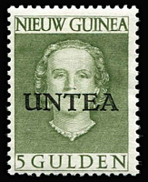 Lot 70 [1 of 2]:Netherlands New Guinea 1963 UNTEA Opts set. (19)