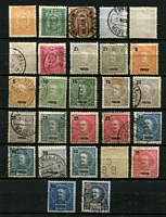 Lot 71 [1 of 4]:Portuguese Colonies Collection in stockbook incl Azores with Ceres opts, Funchal, Horta, Macau range of earlies with opts (some no gum as issued), 1952 St. Francis (3), 1956 Maps (8), Portuguese India, Ponta Delgada, Timor. Mixed condition. (100s)