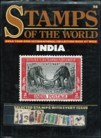 Lot 94 [3 of 3]:World in archive box incl 1980 Stamps of the World' magazine Vols 1-20 with some stamps, Arab States, Austria range early, Bhutan, Canada, Central & South America with many countries representes, Cocos (Keeling) Islands, Germany many, Nauru, Poland, Solomons, Thailand 2007 Fans (4 & M/S), Togo, Tonga, also Thematic selection incl Animals, Fruit. Few approval sheets. Mixed condition. BUYER TO REMOVE - HEAVY LOT. 10Kgs. (1,000s)
