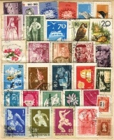 Lot 61 [2 of 4]:World In 23 Stockbooks, Albums etc, incl Australia, China, Christmas Island 1963 Picts (3 sets, 2 CTO), Hungary, Malaya, Malta, New Zealand, PNG, Ross Dep, USA, etc. Very mixed condition. HEAVY LOT - BUYER TO REMOVE. (100s)