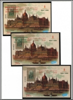 Lot 471 [2 of 5]:1950s-90s Miniature Sheet Collection in 2 albums incl 1958 Philatelic Congress, Brussels M/S (rounded corners), 1962 World Football M/S, 1974 Mona Lisa sheetlet of 6, plus a large selection of M/Ss that appear to have been issued by various Philatelic Organizations. (Appros 100 M/Ss/sheetlets & small selection of stamps)