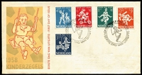 Lot 486 [3 of 4]:1956-86 FDC Collection in album incl 1956-70, 1981-86 group, some addressed. Cat £180+ as used stamps. Generally fine. (80+)