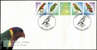 Lot 413 [3 of 3]:1952-98 FDC Collection in 2 large FDC albums incl 1964 Birds 10/-, complete from 1966 Folklore to 2001 (May) ex 1994 (Mar), (Aug-Nov) Surcharges, with Pack selection from 1989 to 2001 almost complete, and Year Packs 1989-91, 1993, 94, 95 (2), 96, 97. Few tone spots on £sd issues, and the decimals appear ok. HEAVY LOT. Approx 7.3kg. (100s)