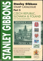 Lot 128:SG Czech Republic, Slovakia & Poland: (also covering Czechoslovakia) Part 5 7th Edition 2012. 313+pp. Pb. Well used edition.