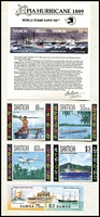 Lot 372 [2 of 5]:Australian Territories & Pacific Islands in 5 albums incl Christmas Island 1983-2000 ($46 mint face value), Cocos 1983-2000 (incl $50 face value), Norfolk Island 1981-97 (mint), PNG 1984-98 (mint), New Zealand 1970-2000 (some mint), Pitcairn 1984-98 (mint), Samoa 1984-98 (mint), Nauru 1984-97 (mint), Fiji 1984-97 (mint) plus a selection of World incl Cuba, Czechoslovakia, Hungary, Nepal, Russia.  HEAVY LOT. 6.2kg. (1,000s)