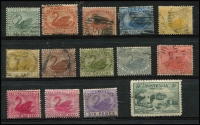 Lot 242 [1 of 3]:Odd Accumulation incl 1932 Bridge 5/- (Space-filler), range of pre-decimal & decimal issues on & off paper incl few Roos & KGV (500-600gr) few Postage Dues, range of Aust States, Approval sheets, some decimal CTO, few covers. Mixed condition. (100s)