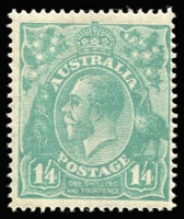 Lot 736 [1 of 2]:½d to 1/4d incl 3d x2, 4d olive x3 (incl marginal pair), 4½d violet x2, 1/4d greenish-blue. Many appear MUH. Also SM Wmk 13½x12½ 2d brown. Generally fine with mixed centring. (13)