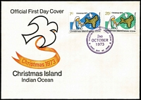 Lot 451 [2 of 5]:1958-2013 FDC Accumulation incl 1968-70 Fish on 5 FDCs, plus 5 additional 1970 15c & 30c on FDCs, 1972-73 Ships 4 sets on FDCs, selection of Christmas issues & other commems, few Philatelic Bureau covers and a range of aerogrammes (some CTO). Generally fine. (Approx 120)