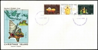 Lot 449 [4 of 4]:1958-84 First Day Cover Collection incl 1958 Defins (10, on 8 neatly addressed Wesley covers, plus another set ex 50c), 1970 Fish 15c & 30c on Official FDC, 1977-78 Famous Visitors, etc, several covers have violet cancels. Many unaddressed. (65)