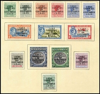 Lot 4:Bahamas 1942-2006 in Scott album incl 1942 