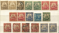 Lot 38 [2 of 3]:Foreign Selection incl Austria, Argentina, Azerbaijan, Batum, China, Egypt 1880s-1940s, German Colonies & States, Hungary, Italian States, Japan. Mixed condition. (100s)