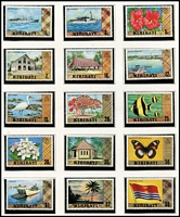 Lot 27 [1 of 5]:Kiribati 1979-95 Collection incl 1979-80 Picts (15), 1980-81 Picts (15), 1981 Charles & Di (6 & M/S), 1988 Australian Bicentenary (4 & M/S), 1991 WWF-Ray & Shark, 1994 Butterflies (18), also 1981 Postage Dues (9) & 1981 Officials (15). Several 'Specimen' sets. Retail approx $520. (270+ stamps & 19 M/Ss/Sheetlets.)