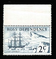 Lot 484 [1 of 2]:Ross Dependency 1967 Decimal Pictorials (4), also Tokelau 1967 Decimal Surcharges (7). (11)