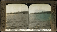 Lot 129 [1 of 2]:Stereo Cards : 1908 Visit of the American Fleet to Australia: Rose Stereographs showing various events in Melbourne or Sydney. Generally fine. (14)