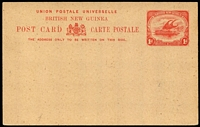 Lot 1116 [2 of 2]:1901 1d red & 1½d blue, HG #1-2, unused. (2)