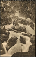 Lot 171 [3 of 4]:Waterfalls: with strength in Australia, appear to be all pre 1912, few overseas, mostly unused. Mixed condition. (40)
