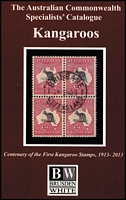 Lot 134 [1 of 3]:Australia: group incl Brusden White 'Kangaroos' 2013; '7c QEII Definitive' by Tapp et al, 1975; 'Exhibit & Catalogue of Aust Airmail Labels & Vignettes 1920-60' by Tom Frommer, 1995; 'Aust Air Mail Catalogue 1914-41' by N.Eustis, 1965; 'Federation & its Impact on the Post Office' by R. Peck, 2000. also F.I.P. Guide with 'The Postal History of Egypt & the 1st Issues'. (2.1kg). (9 items)