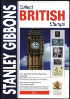 Lot 37:Great Britain: SG Collect British Stamps 2003, & 2011, also SG Great Britain Concise 2007. (3)