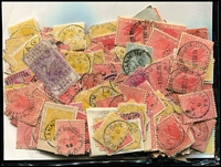 Lot 442:1902-12 Era Postmark Accumulation: few better items included. Generally fine. (500)