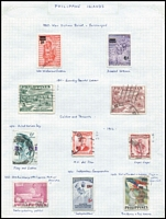 Lot 46 [1 of 3]:Foreign P-R incl Philippines, Poland 1967 Protected Plants (2 sets, one mint, one CTO), Portugal, Romania incl Postal Tax, Postage Dues, many commems, Russia. (100s)