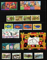 Lot 102 [1 of 5]:World incl Australia small 'Postage' selection (Face value $75+), few FDCs & low value Revenue stamps, China 1985-92 unaddressed FDC range (22), few overseas covers from Hong Kong, Indonesia, GB Packs, Hong Kong incl MUH 1982 $20 Defin, 1983 HK by Night, 1984 Aviation, Maps, Palestine 1940 (24 Aug) Censored airmail cover to Australia with 'DIV SUPPLY H.Q.P.O./S.M.1' cds, etc. Generally fine.