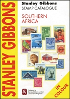 Lot 150 [2 of 3]:Africas: incl [1] The South African Stamp Colour Catalogue 2014 - 33rd Edition 404pp pb. [2] SG Central Africa (in colour) 2005 1st Edition 50pp pb. [3] SG Southern Africa (in colour) 2007 2nd Edition 123+pp (3)