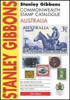 Lot 161:Australia: SG Catalogue 10th Edition 2016. Includes Australian Colonies & Territories 361+pp. Almost new.