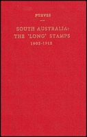 Lot 40:Australian Colonies - South Australia: The 'Long' Stamps of 1902-1912 by JRW Purves, FRPSL, published by RPSV, Melbourne, 1978. 205pp Hardbound. 'Ex-Libris, Ray Chapman, MBE, FRPSL.' Minor tone spots.