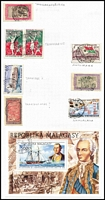 Lot 2:Africa (Non-British) & Middle Eastern Postmark 