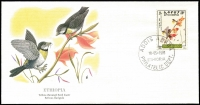 Lot 31 [3 of 5]:Flora & Fauna of the World, 29 different FDCs from Fleetwood/Audubon Society in special album; China c1980s FDC/commem cover range, few unused PPCs, etc, also small AAT collection 1957-89 incl 1966-68 Picts.