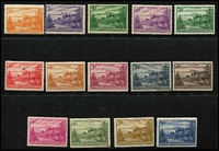 Lot 6 [3 of 3]:British Commonwealth incl Canada, Christmas Island 1963 Picts (10), Cocos (Keeling) Islands 1963 Picts (6), Cook Islands, GB 1897 1/- Prince of Wales Hospital Fund, Malaya, Nauru 2002 Fire Fighters M/S, Catholic Church M/S, 2003 End of WWII M/S, New Zealand few Health issues, Norfolk 1947 Ball Bay (12) 1959 3d & 2/-, etc. Generally fine
