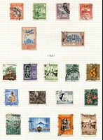 Lot 10:Ceylon 1946-70 Collection almost complete. Cat 