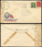 Lot 101 [2 of 19]:World Covers Accumulation & PPCs from 1920-90s incl Austria, Belgium, Canada 1943 Currency control Censored cover, China, France, GB, Greece, Malaysia, Netherlands, NZ, Sweden few 1st Flights, Switzerland, etc. Great range of adhesives. Generally fine. HEAVY LOT. (Approx 6kg). (100s)