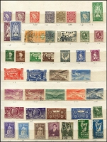 Lot 34 [3 of 4]:Ireland 1922-88 Collection in Chinese stockbook with many issues from 1977 MUH. STC £440. Generally fine. (100s)