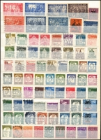 Lot 1374 [2 of 10]:1900s-80s Collection in 32 page stockbook half filled with Inflation issues, Officials, West & East Germany, Berlin, much thematic interest throughout. (100s)