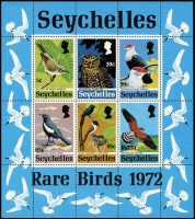 Lot 455 [1 of 3]:1963-86 Collection on 30+ Hagners almost complete incl 1969-75 Picts, 1972 Rare Birds (6 & M/S), 1976 Independence Opts (9), 1977-84 Definitives, 1982 Bird strips, 1985 Whales, 1985 Expo M/S (2), 1986 Papal Visit (4 & M/S), also 1951-80 Postage Dues (18). Cat £340+. (460 & 29M/Ss/sheetlets)
