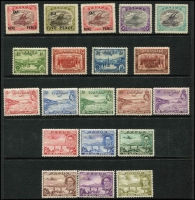 Lot 9 [1 of 3]:British Commonwealth Collection incl North Borneo 1939 Postage Due 10c, used (Cat £475), Papua incl 1932 CofA wmk 9d & 1/3d, 1934 Declaration (4), all MUH, 1938 Br Possession (5), 1939 Airs (6, MLH), Pitcairn Islands 1940-51 Picts (10), NZ KGVI 1½d tied to piece by 'PITCAIRN ISLANDS/N.Z. POSTAL AGENCY' cds. few later commems. Sarawak 1888-97 various to 12c mint, range of later KGVI & QEII.Generally fine. (Few 100)