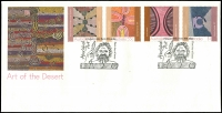 Lot 674 [5 of 6]:1978-90 Collection of PSEs in special PW album (65+ with most covers unused, few CTO), 1985-90s unaddressed FDC accumulation (88, many with WA postmarks) in album. 3.25kg