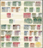 Lot 2:British Commonwealth Accumulation in 32 page 