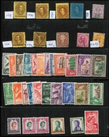 Lot 506:British Commonwealth incl Great Britain clippings 