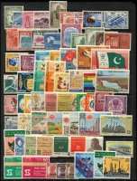 Lot 4:British Commonwealth on 30 Hagners incl many 