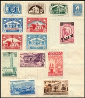 Lot 6:Foreign incl Japan 1870s-1940s with few earlies 