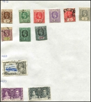 Lot 911 [4 of 9]:Pacific Islands incl Fiji few MUH commem sets, Nauru 1968 & 1973 Defins, few commem sets all MLH, Norfolk Island 1947-66 issues both mint & used/CTO (ex White papers), 1960 Local Govt MUH, Samoa 1897-1970s incl 1967-69 Birds (12, MLH), etc. (Few 100)