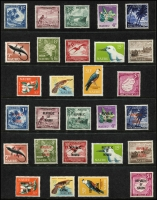 Lot 1419 [2 of 5]:1935-79 Flight Collection on 10 Hagners apparently complete. Retail $220+. (160)