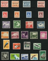 Lot 1419 [1 of 5]:1935-79 Flight Collection on 10 Hagners apparently complete. Retail $220+. (160)